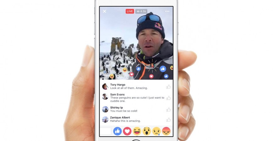 How to make the most of Facebook Live to build your social audience